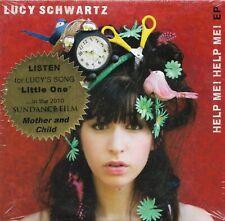 Help Me Help Me [EP] by Lucy Schwartz (CD Feb-2010) [5 trk] NEW