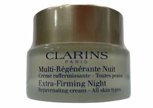 Clarins Multi-Regenerante Nuit Extra Firming Night Cream 50ml/1.7oz New & Sealed