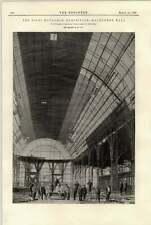 1897 Nijni-Novgorod exposition machines Hall Saint-Pétersbourg Métallique Works