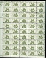 US 2040 20c Concord Sheet of 50 MNH POF b1