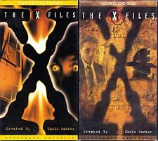 The X-Files - Squeeze/Tooms(VHS, 1996)&The X-Files - Colony/End Game (VHS, 1997)
