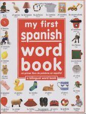My 1st Spanish Word Book / Mi Primer Libro De Palabras EnEspanol: A Bilingual Wo