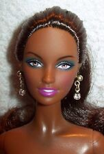 NUDE-Barbie-L9069-Head Mold:Lara-Body Type:ModelMuse-Hair Color:Brunette