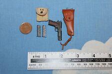 Soldier Story escala 1:6TH Segunda Guerra Mundial 101st & pistola en el aire Div US Funda De Guy