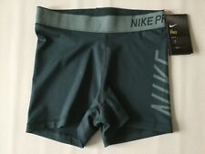 Womens NIKE PRO SERIES Shorts Size Small 889995-328