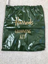 Vintage Harrods BOLSO PVC