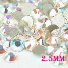 1440pcs Nail Art Rhinestones Glitters Acrylic Tips 3D Decoration Manicure Wheel
