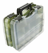 CORMORAN - Gerätekasten 10015 - doppelseitige Gerätebox 28x22x6cm - Angelbox
