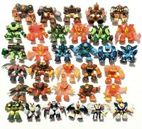 "CHOOSE: Gormiti PVC Figurines 1.5 to 2.5"" * Series 3-5 * Combine Shipping!"