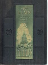 Original 1931 Buffalo New York State Teachers College Yearbook-The Elms