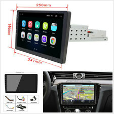 """10.1"""" 1080P 1Din Android 8.1 Quad-core 1GB+16GB Car Stereo Radio GPS Wifi Player"""