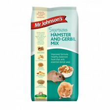 Mr Johnson's Supreme Hamster and Gerbil Food Mix 900g