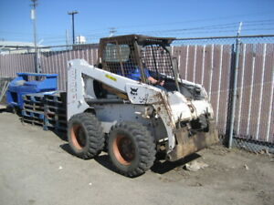Bobcat 863H Loader
