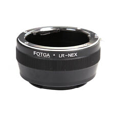 FOTGA Adapter Ring fr Leica R LR Lens To Sony E-Mount NEX-3 NEX-5 NEX-7 5N 5R 5C