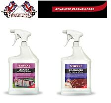 Fenwicks Awning / Tent Reproofer / Waterproofer & Awning / Tent Cleaner Pack