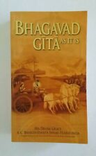 Bhagavad-Gita As It Is by A. C. Bhaktivedanta Prabhupada (1990, Paperback,...