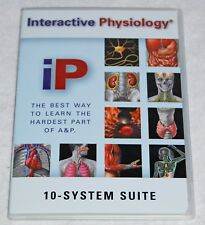 Interactive Physiology 10-System Suite by Pearson Education Staff {DVD}