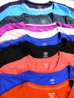 10 lot green tea ana st. john's bay blue pink black t shirt top XL