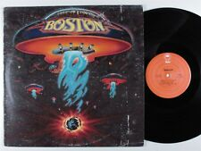 BOSTON Self Titled EPIC PE-34188 LP VG+ *