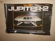 "LUNAR MODELS LOST IN SPACE 16"" 1:35 JUPITER 2 MODEL KIT NEVER USED No. SF007 USA"