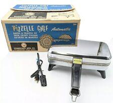 Vitantonio Pizzelle Maid 400 Power Cord 2 Pin replacement part Pizelle Pizzele