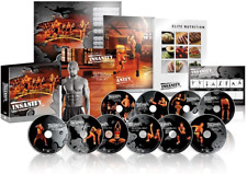 Life Element Shaun T's Home Fitness DVD Workout Programme include 14 DVD set in