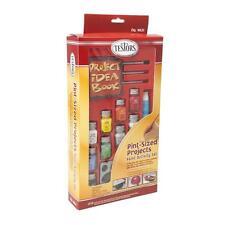 Testors 4031 0.25 oz. 9-Color Acrylic Pint-Sized Project Paint Activity Set Kit