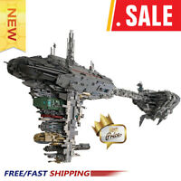 Star Wars Mortesv's UCS Nebulon-B Medical Frigate Model MOC 5083 Building Blocks