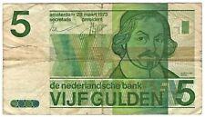 Netherlands, 5 Gulden 1973 (See Scan) #1406