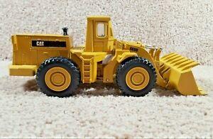 1990's ERTL 1/50 Diecast Capterpillar Cat 988B Wheel Loader Road Construction B