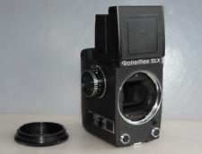 Schönes Rolleiflex SLX Gehäuse mit Frontdeckel - ohne Akku