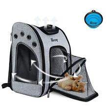 Cat Carrier Backpacks Cat Carriers for Large Cats, Dog Backpack Carrier Dog