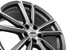 kit AEZ TIOGA 4 CERCHI IN LEGA DA 17 5X108 X PEUGEOT 308 GT 508 RENUALT MEGANE