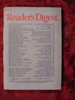 Readers Digest July 1947 Agnes Rothery Nikola Tesla Hanson W Baldwin Arthur Rank