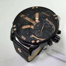 Men's Diesel Mr. Daddy 2.0 4 Time Zone Oversize Watch DZ7350