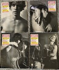 Jane's Addiction Rare 4 Different Billboard Ads Kettle Whistle Perry Farrell