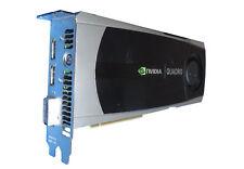 NVIDIA Quadro 6000 tarjeta gráfica PCIe 6gb #160