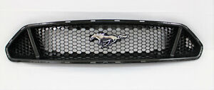 front bumper cover upper center grille fits 2018 -21 Ford Mustang  GT ecoboost