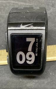 Men's TomTom Nike + SportWatch -  Black GPS Watch
