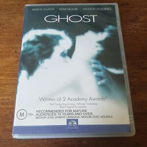 Ghost DVD R4 Like New! FREE POST