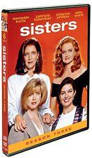 New: SISTERS - Season Three (6 DVD SET!)