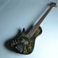 Carparelli Guitars CF-5 Electric Bass Lefty Free Shipping w/Gig case B219