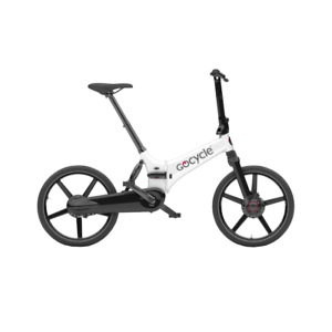 Gocycle GX White/Gloss
