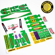 Custom sticker for LEGO 42039 Castrol-HONDA 24 Hours Race Car, Premium quality