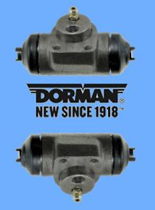 2 Drum Brake Wheel Cylinders Rear L& R Replace OEM# 18012582