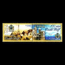 Chile 2006 - 100th Anniversary of Castle Wulff Architecture - Sc 1460 MNH