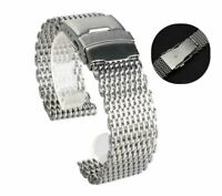 Watch Band Strap Milanese/Mesh Band Stainless Steel Watchband 18/20/22/24mm