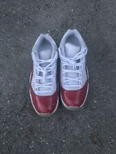 Air Jordan 11 Retro Low (Cherry) Men's Size 13