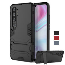 For Xiaomi Mi 10 Lite Note 10 Pro 9T 9 8 A2 A3 Shockproof Armor Stand Case Cover