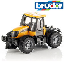 Bruder Toys 03030 JCB Fastrac 3220 Tractor - Working Steering + Hitch 1:16 Scale